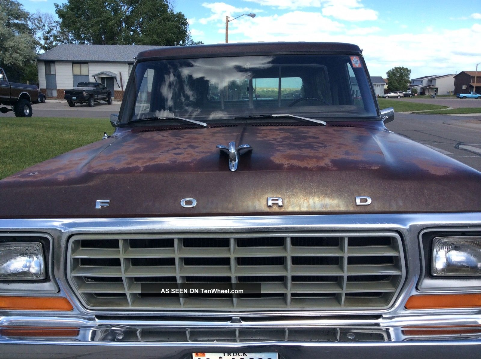Ford f-350 1979 photo - 6