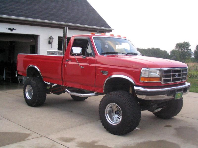 Ford f-350 1993 photo - 2