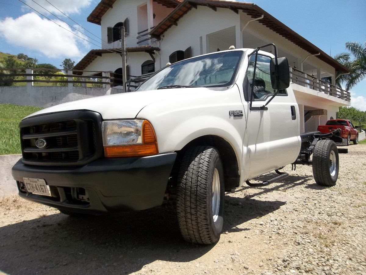 Ford f-350 2000 photo - 7