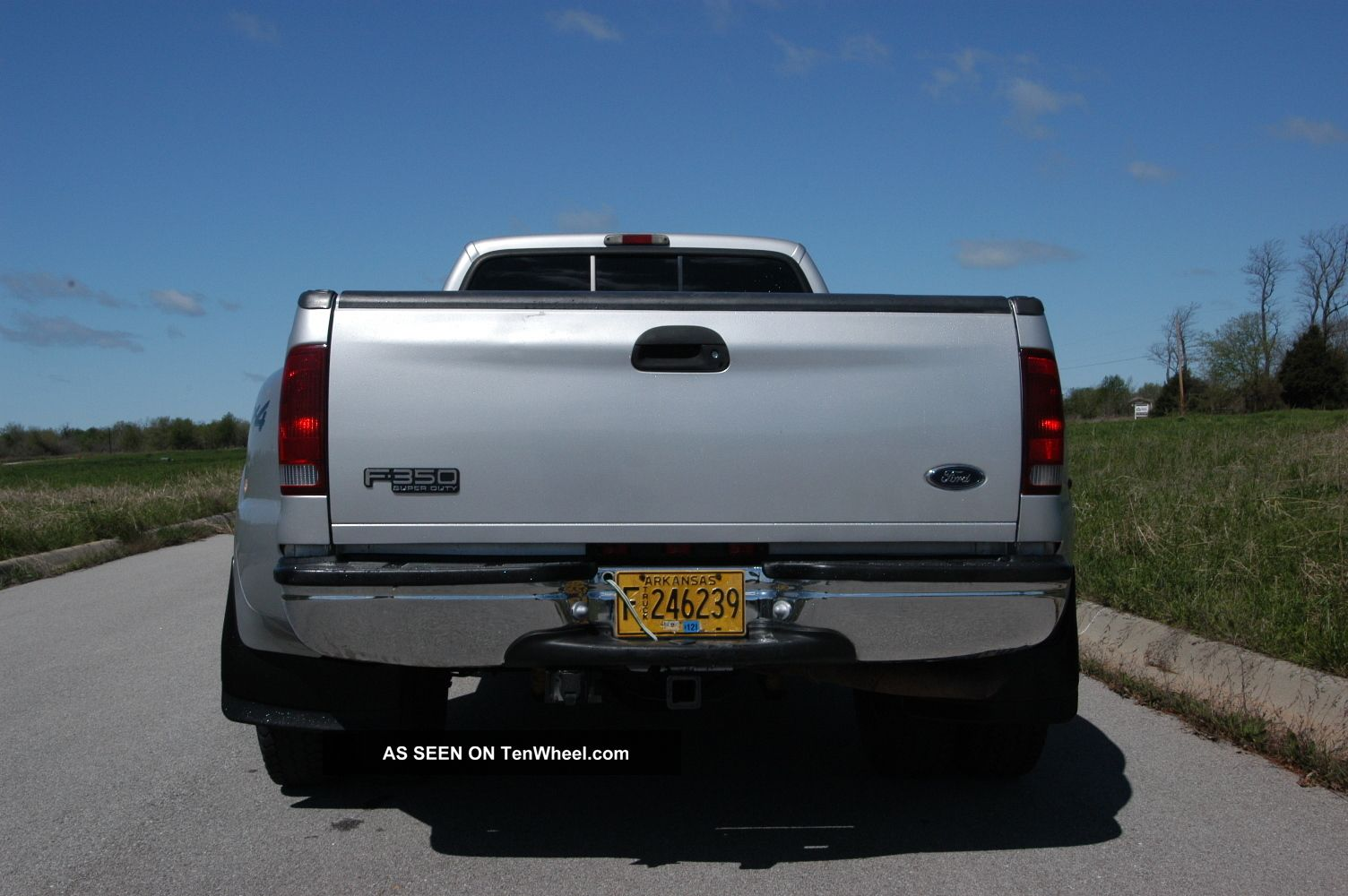 Ford f-350 2000 photo - 8