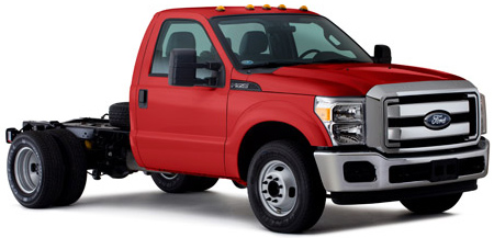 Ford f-350 2010 photo - 5