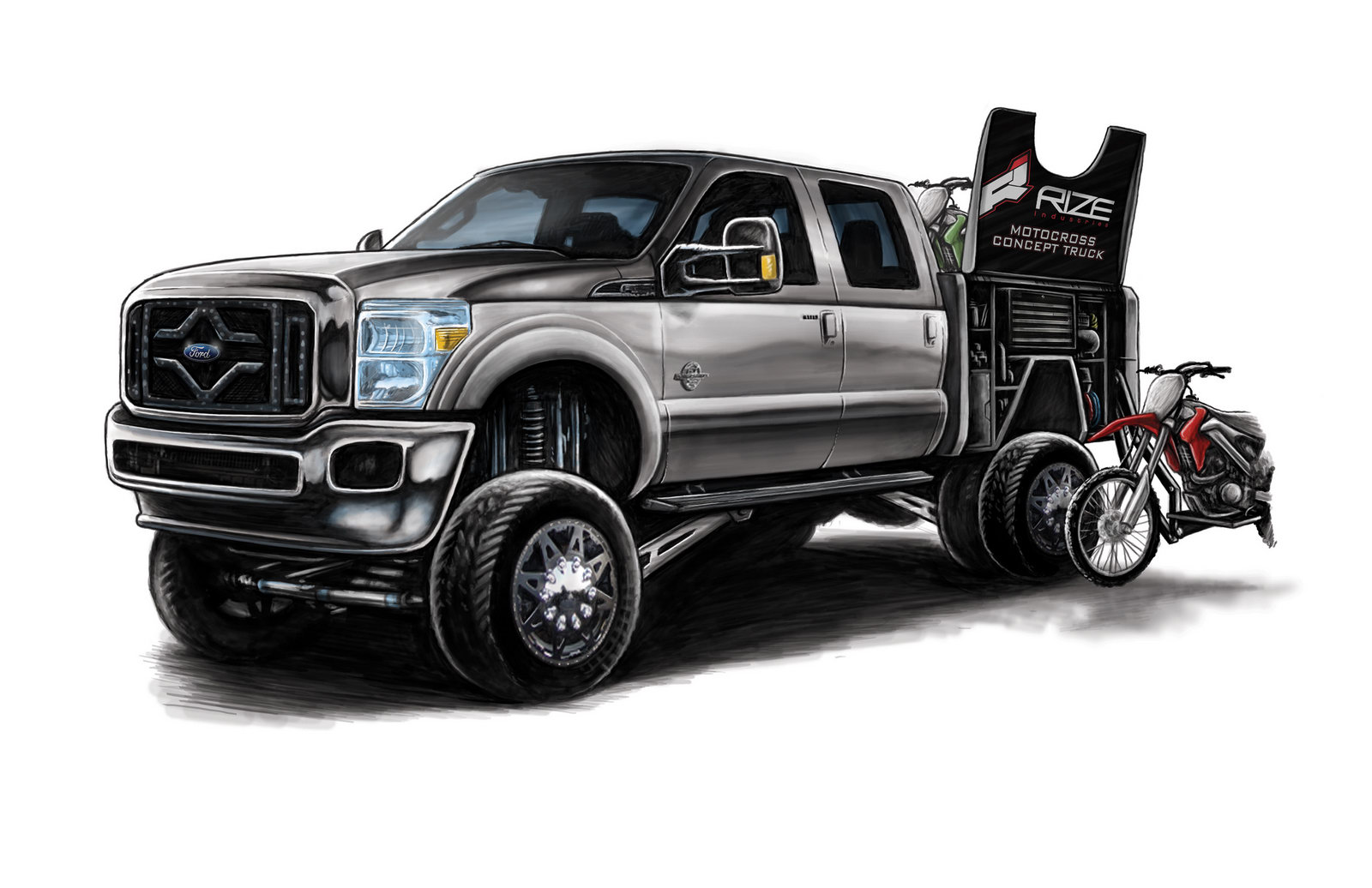 Ford f-series 2015 photo - 5