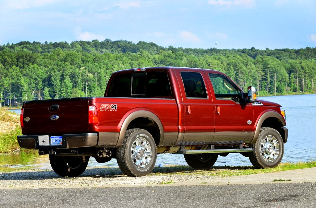 Ford f-series 2015 photo - 7