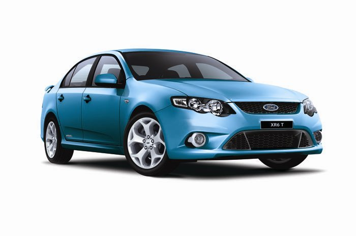 Ford falcon 2009 photo - 10