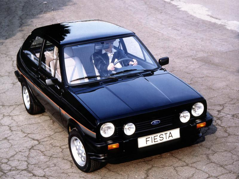 Ford Fiesta 1981 photo - 4