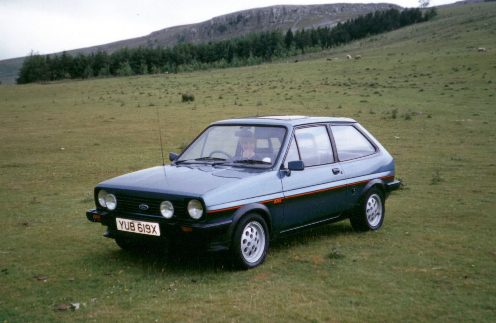 Ford Fiesta 1981 photo - 6