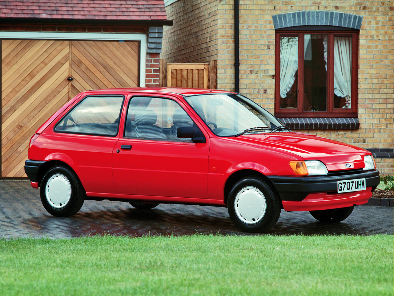 Ford fiesta 1988 photo - 9