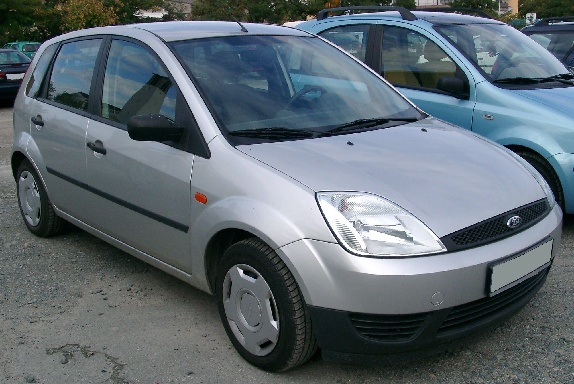 Ford fiesta 1994 photo - 7