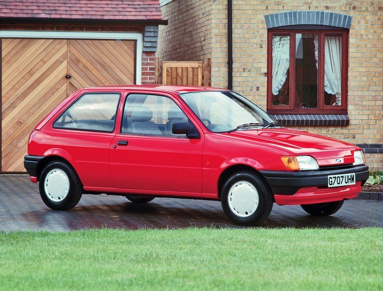 Ford fiesta 1994 photo - 8
