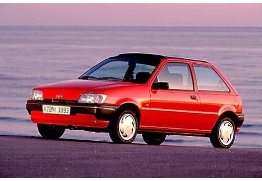 Ford fiesta 1994 photo - 9