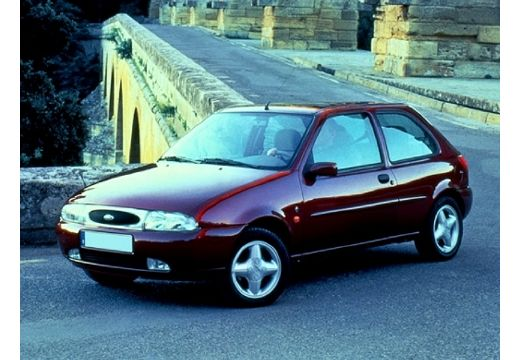 Ford fiesta 1996 photo - 1