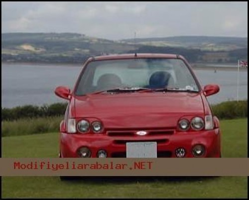 Ford fiesta 1996 photo - 6