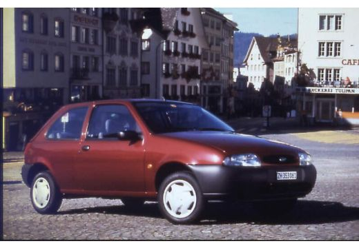 Ford fiesta 1996 photo - 8