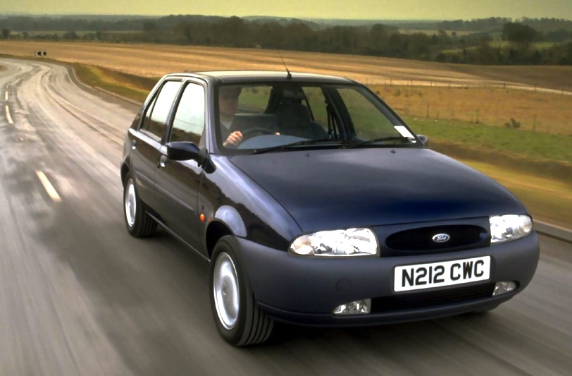 Ford fiesta 1998 photo - 1