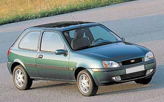 Ford fiesta 1998 photo - 3