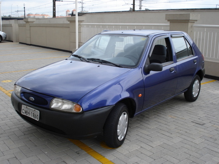 Ford fiesta 1998 photo - 5
