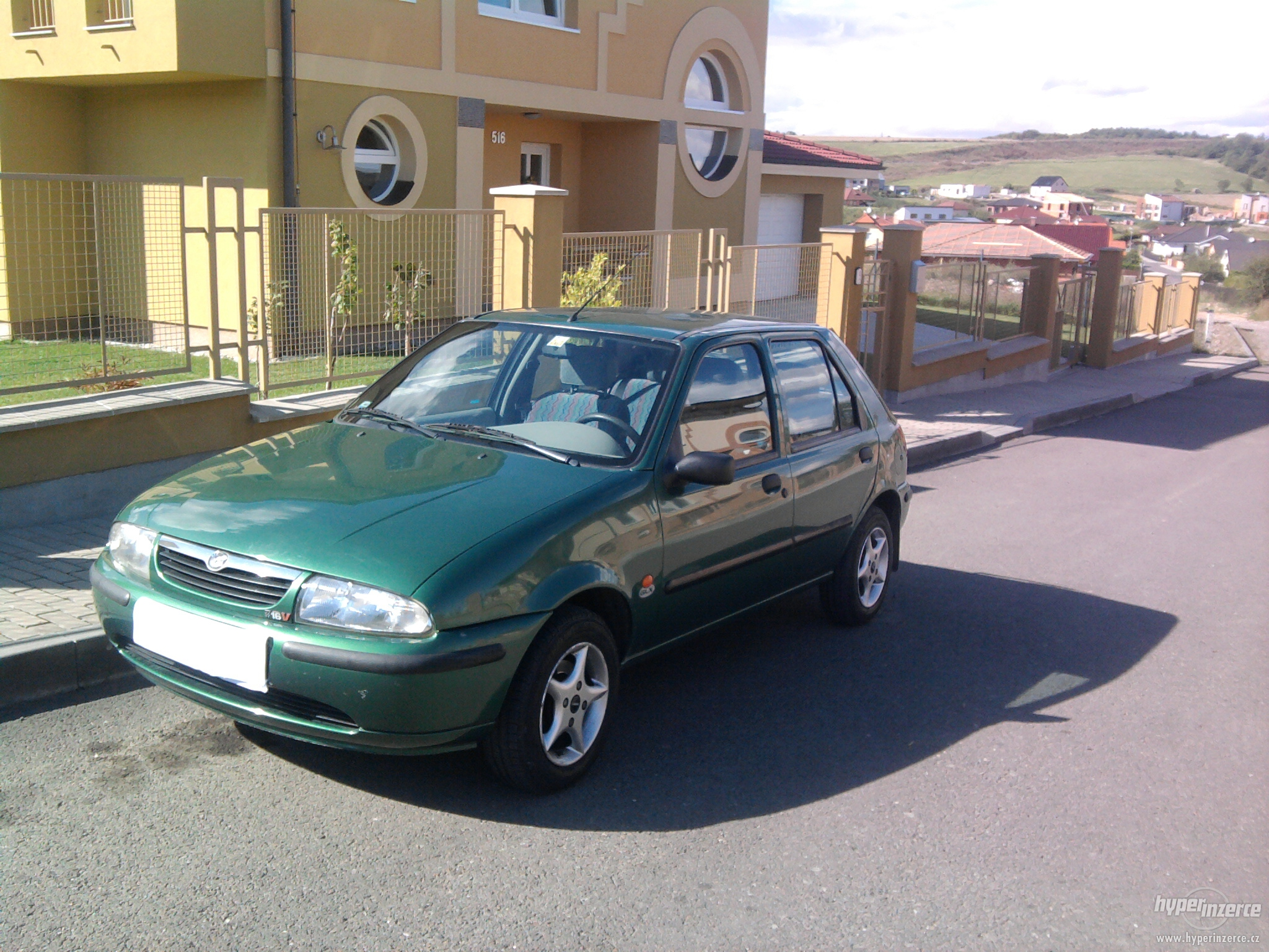 Ford fiesta 1998 photo - 7