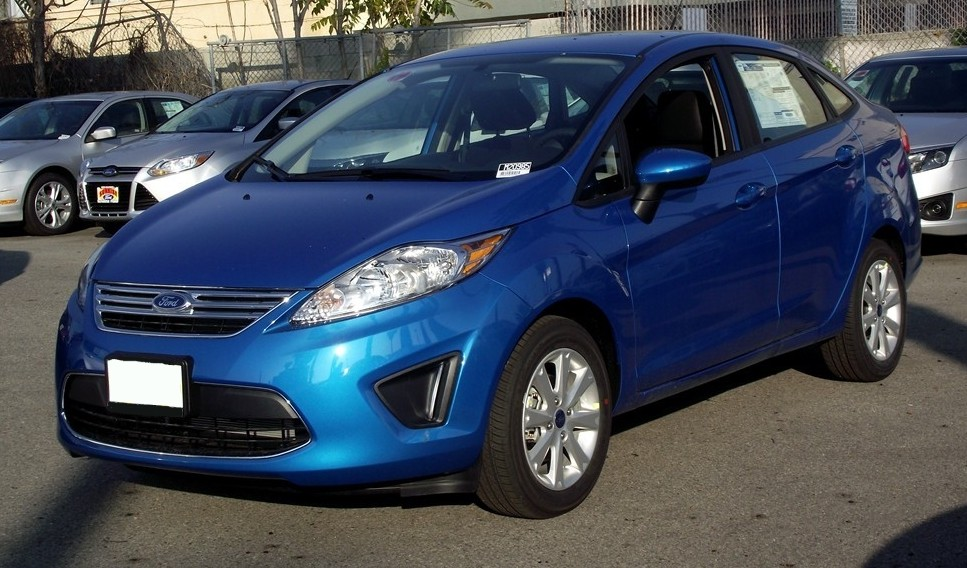 Ford fiesta 2012 photo - 7