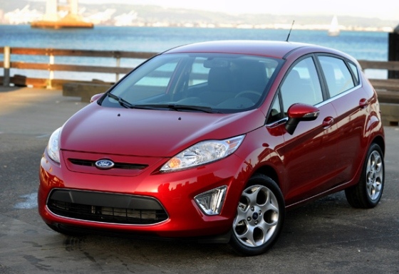 Ford fiesta 2012 photo - 8