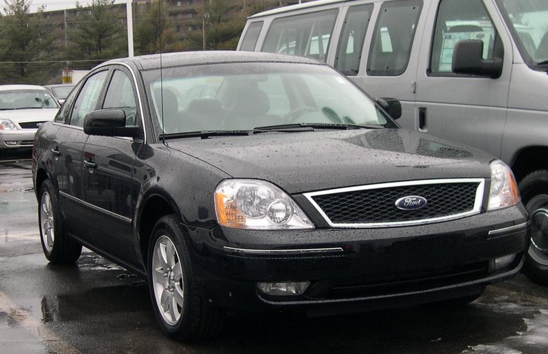 Ford five-hundred 2006 photo - 4