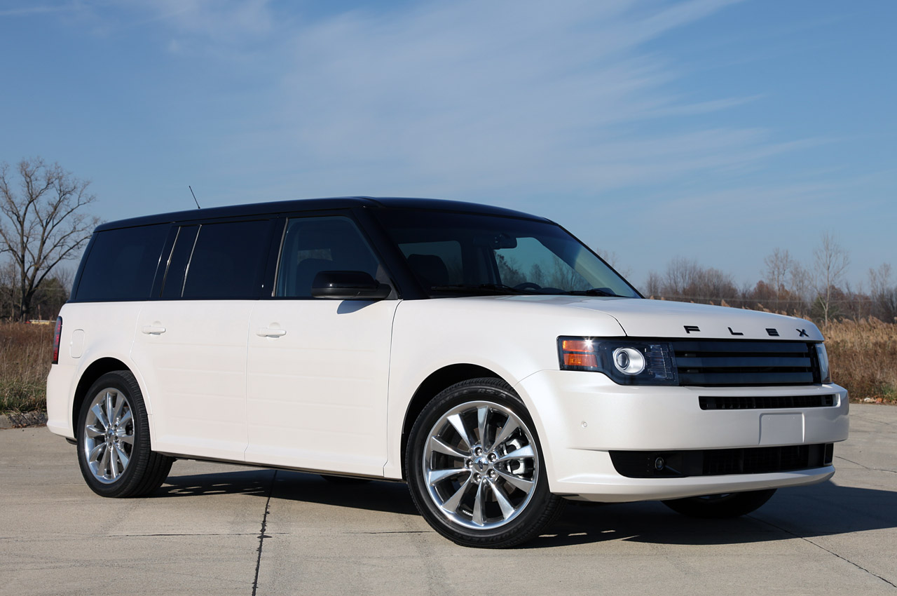 Ford flex 2011 photo - 1