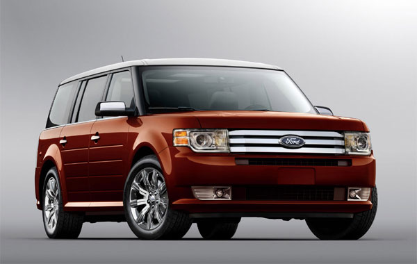 Ford flex 2011 photo - 10