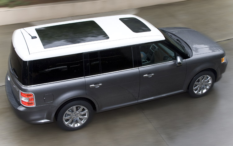 Ford flex 2011 photo - 5