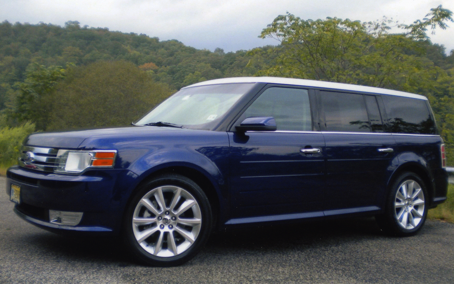 Ford flex 2011 photo - 6