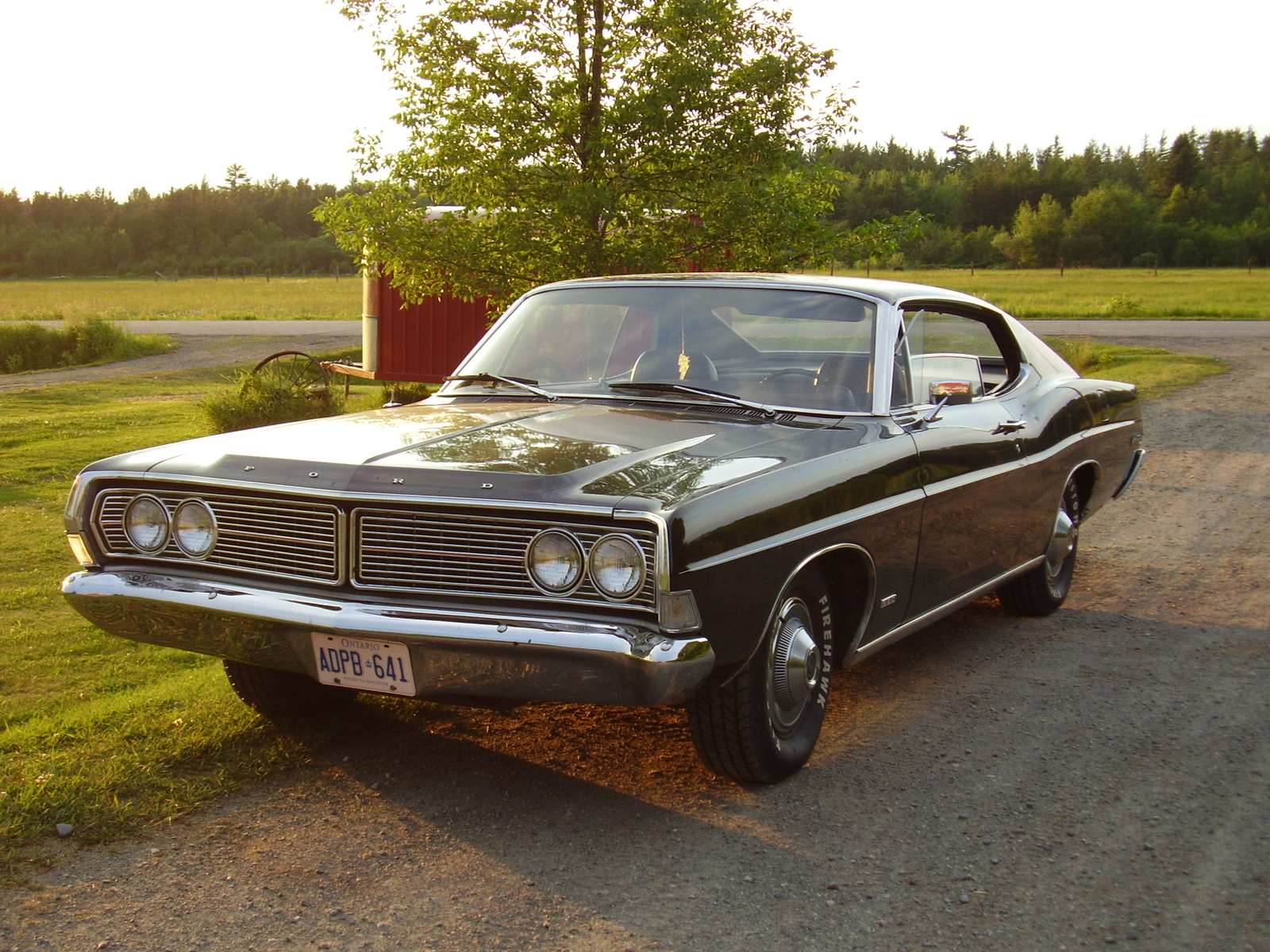 Ford Galaxy 1969 Review Amazing Pictures And Images Look At The Car Crown Victoria Photo 9