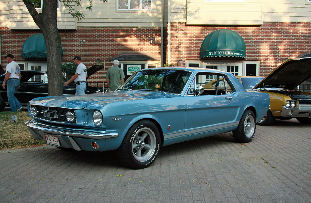 Ford Mustang 1959: Review, Amazing Pictures and Images – Look at the car