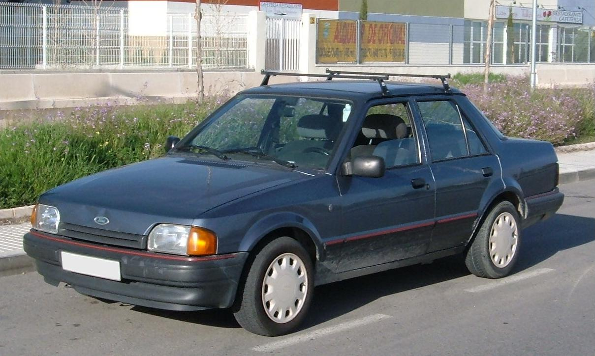 Ford Orion 1984 photo - 1
