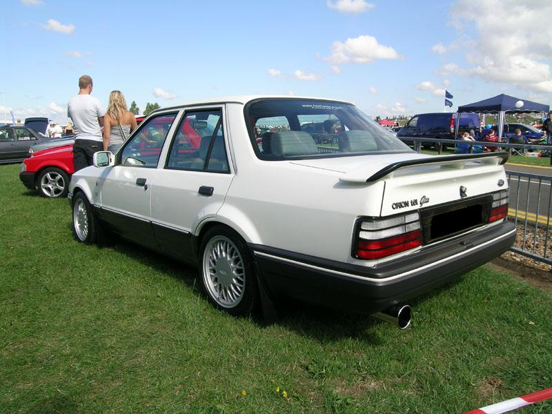 Ford Orion 1987 photo - 5