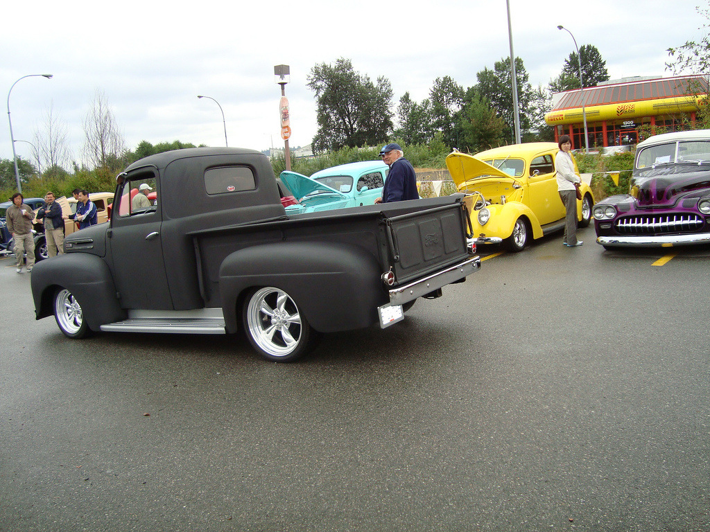 Ford Pickup 1948 photo - 5