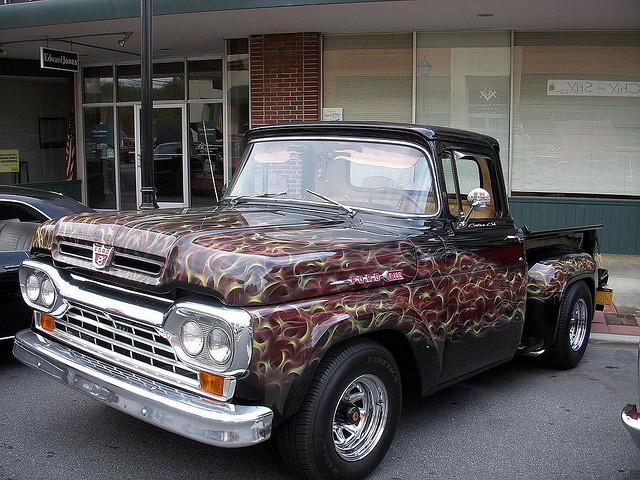 Ford Pickup 1960 photo - 2