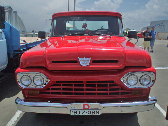 Ford Pickup 1960 photo - 6