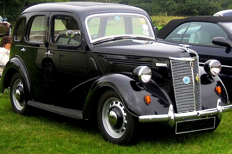 Ford Prefect 1939 photo - 5