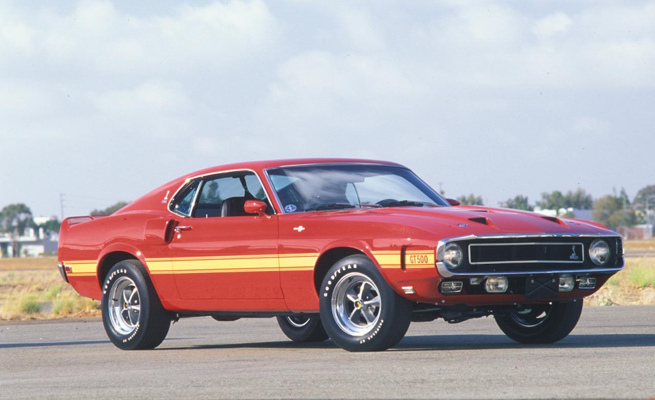 Ford Shelby 1969 photo - 5