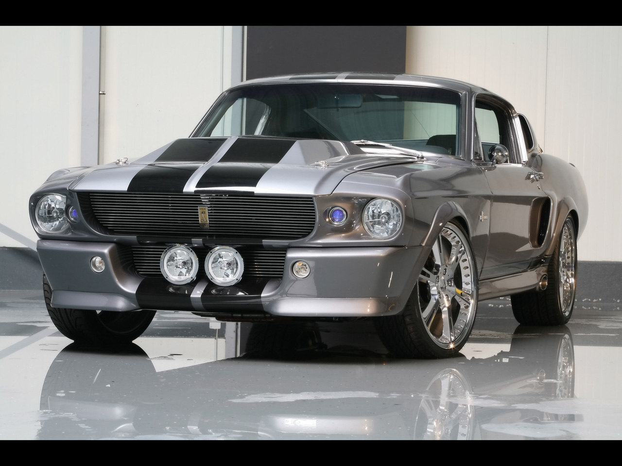 Ford Shelby 1969 photo - 6
