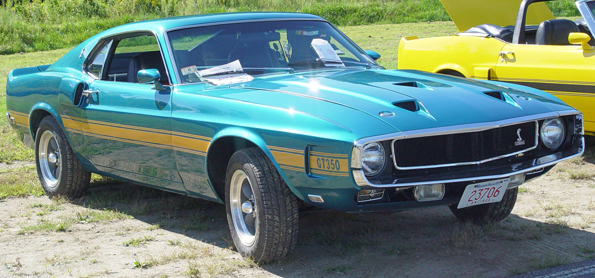 Ford Shelby 1969 photo - 8