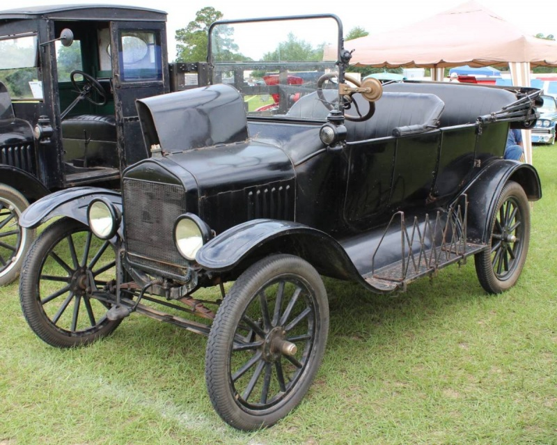 Ford T 1918 photo - 2