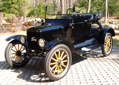 Ford T 1922 photo - 5