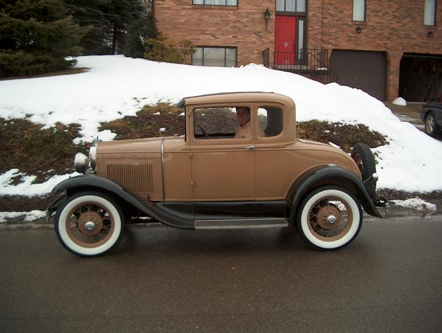 Ford T 1930 photo - 2