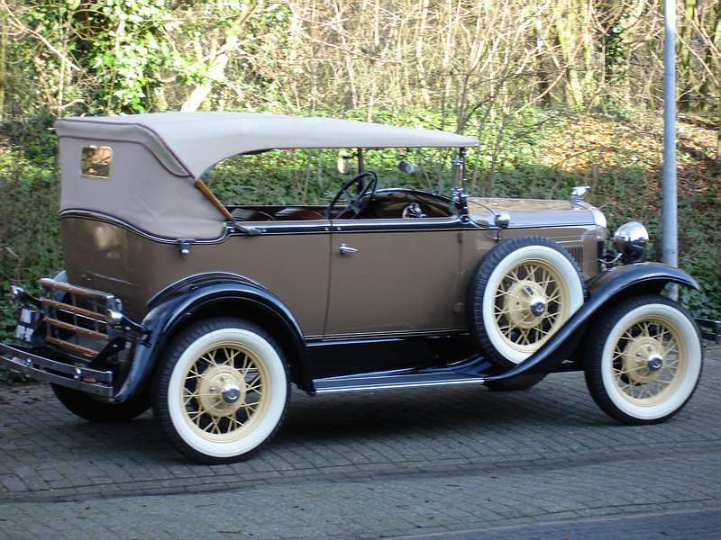 Ford T 1930 photo - 9