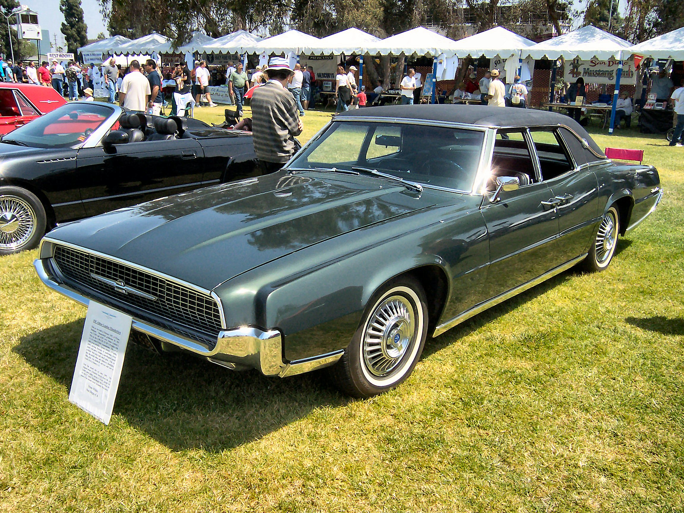Ford Thunderbird 1969: Review, Amazing Pictures and Images ...