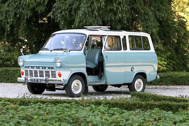 Ford Transit 1972 photo - 9