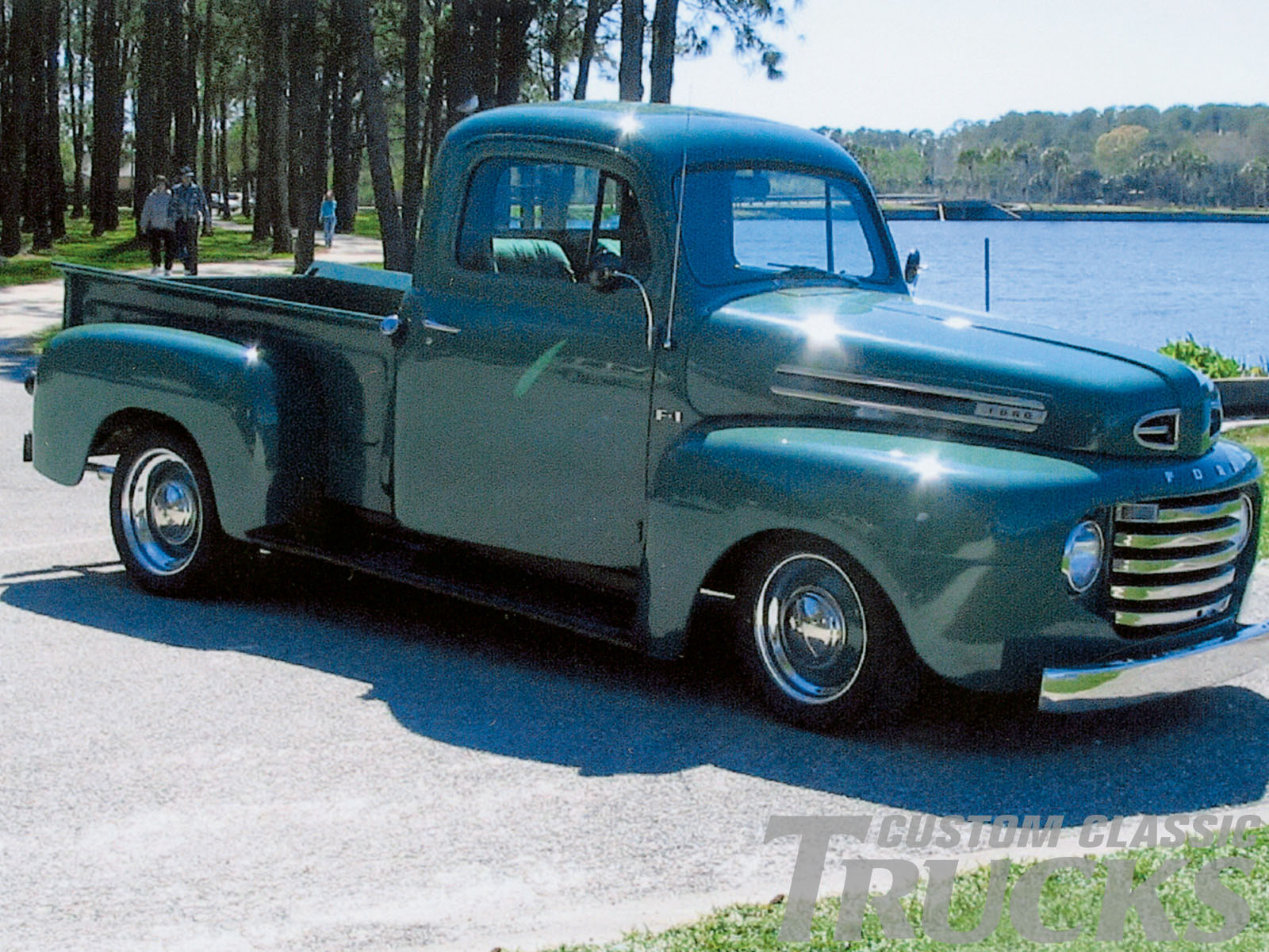 Ford Truck 1948 Review Amazing Pictures And Images Look At The Car Panel Photo 5