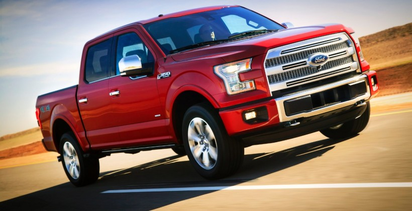Ford Truck 2015 photo - 5
