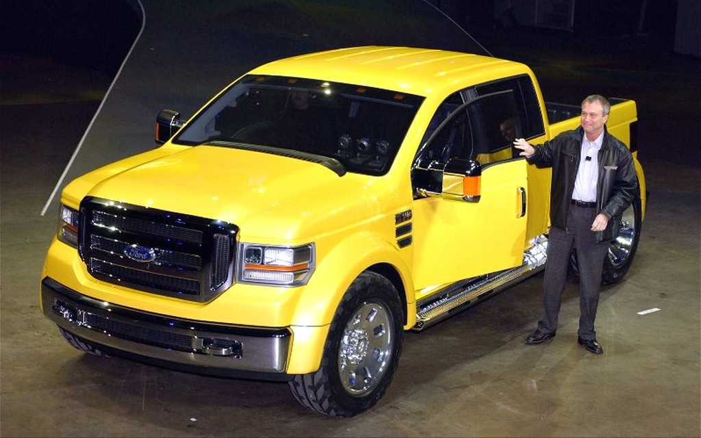 Ford Truck 2015 photo - 9