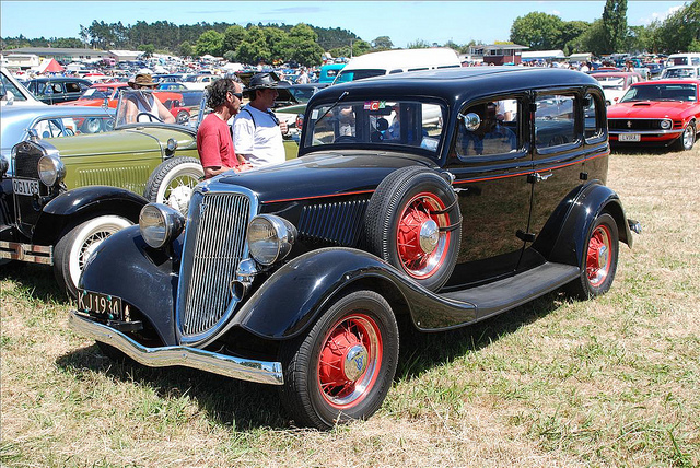 Ford V8 1934: Review, Amazing Pictures and Images - Look ...