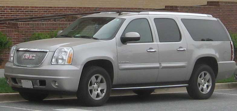 GMC Yukon 1995 photo - 2
